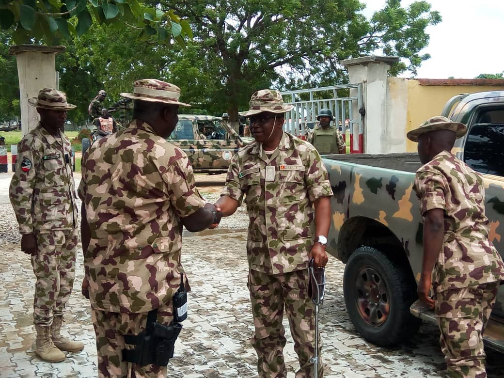 NHRC Advises Army on Human Rights Violation