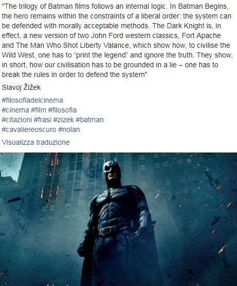 Filosofia Del Cinema Filosofiacinema Twitter