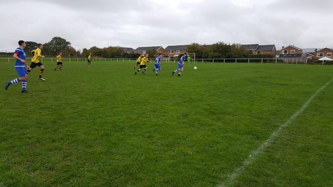 Best result so far today against Isa 19s, coming away 2-1 winners. It was a well contested game in which Isa pushed us all the way. Some of the football played was brilliant to watch and the way the lads carried out the game plan was fantastic. Next game next target👍🏻 #UpTheRhyd Photo
