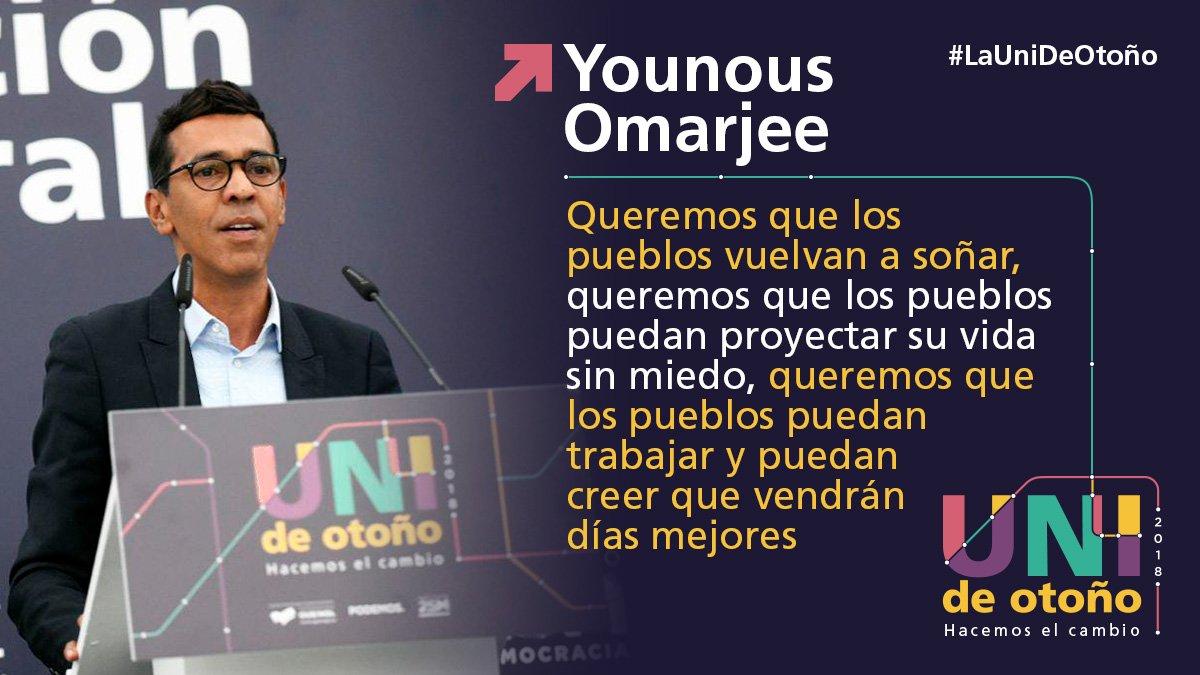 👇 @younousomarjee #LaUniDeOtoño🚂