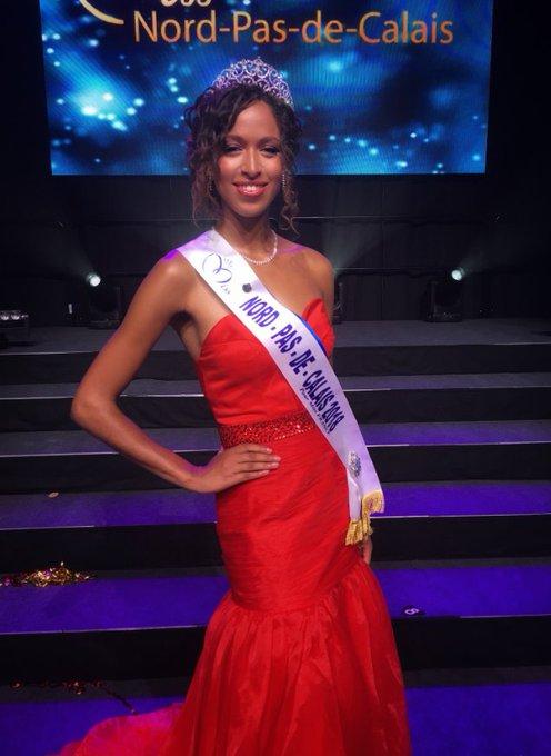 La nouvelle Miss du Nord-Pas-de-Calais est Annabelle Varane ! Pour en parler nous recevons à 7h15 Dominique Vilain Allard, délégué régional du comité @MissFrance Photo