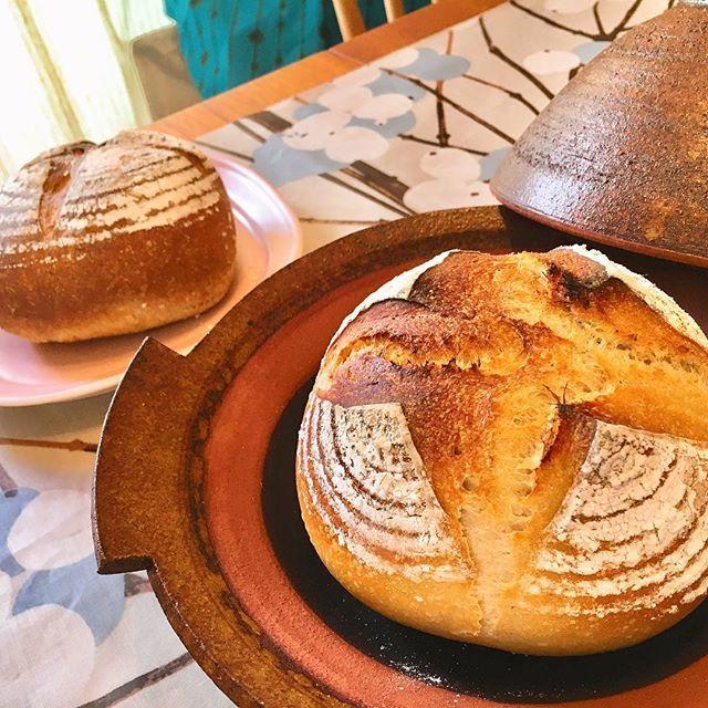 土鍋 パン