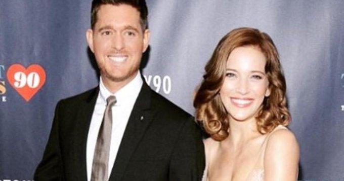 Michael Bublé anunció que se retira del negocio de la música Foto