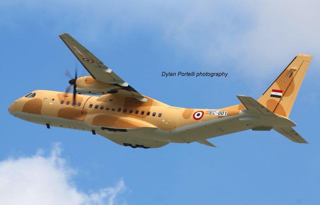 مصر تطلب ست طائرات عسكرية من طراز (ايرباص سي 295) منذ 54 دقيقة - صفحة 5 Dpd97qZWkAEvR6h
