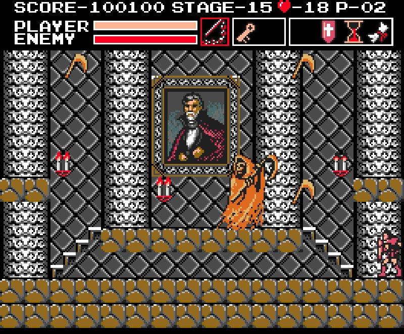 TEST VAMPIRE KILLER MSX 2 DpdCoC4X4AQZf45