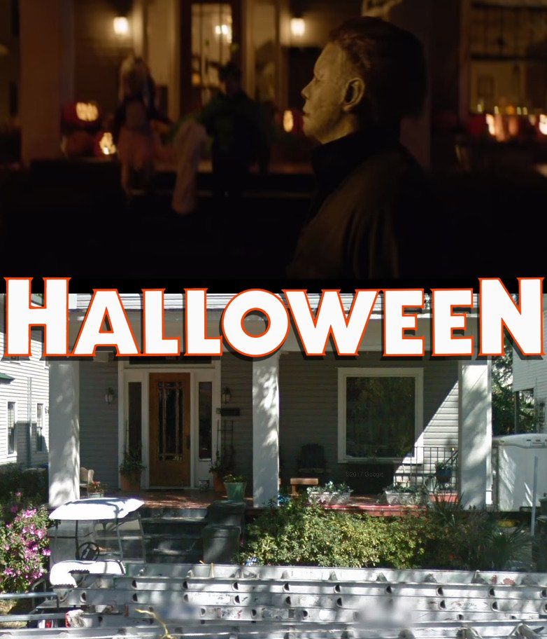 Globalfilmlocations On Twitter Halloween 2018 Filming Location