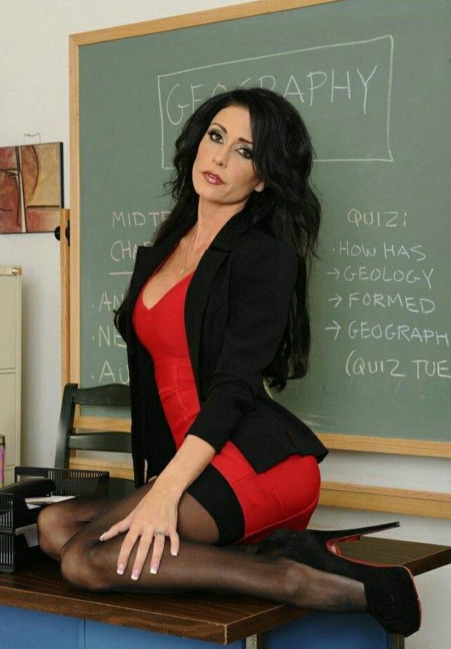 Sex Z NauczycielkƒÖ