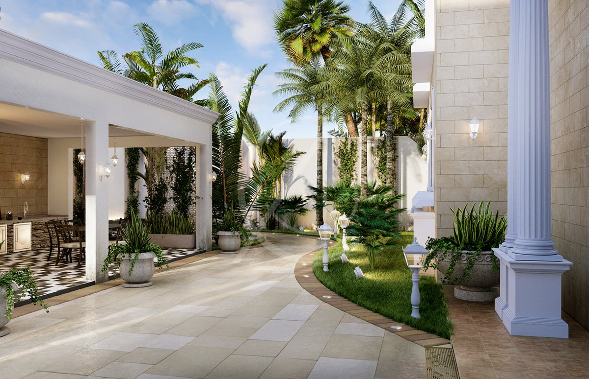 Comelitearchitecture On Twitter Landscape Design Adds Tremendous Value To A Home S Architecture And Should Complement The Style Of The House This Classic Front Yard Landscape Enhances The Neoclassic Facade Of The Luxury