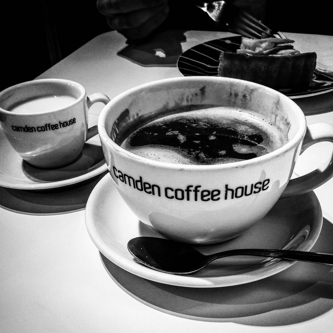 Camden Coffee House On Twitter Success Is Getting What