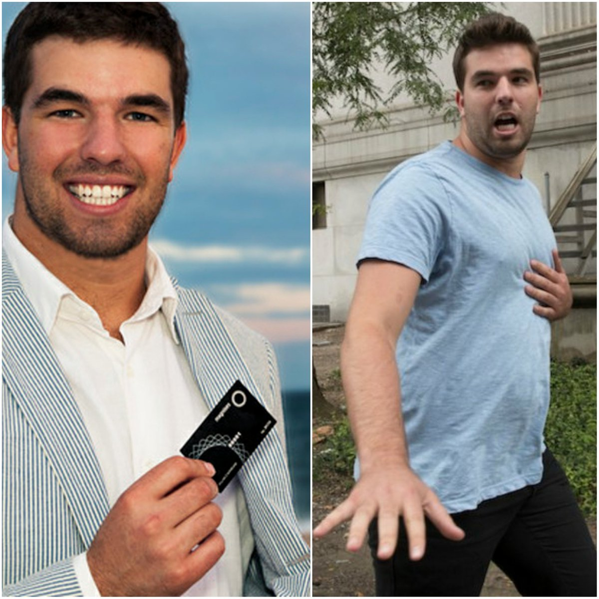 Billy McFarland: a serial fraudster, a scammer, a rogue and a phony fellow.  The fact that he was able to continue scamming people with gusto speaks volumes about privilege. <br>http://pic.twitter.com/hiUSWXcZCQ
