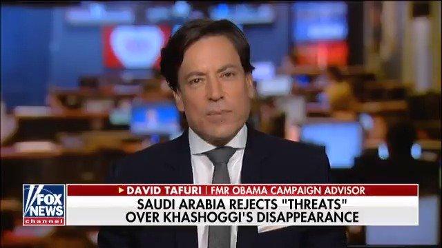 David Tafuri: 'Saudi Arabia needs us more than we need them.' https://t.co/o0iG6peGkU https://t.co/iffWR0IbwR