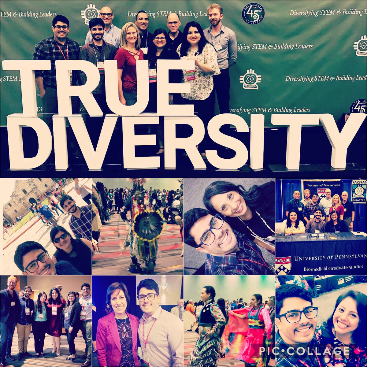 The @sacnas conference celebrates our science &amp; culture in a welcoming and inclusive environment. I encourage all faculty &amp; administrators across the nation to attend &amp; work to identify resources to provide their trainees w/ this awesome &amp; unique opportunity. #SACNAS2018 <br>http://pic.twitter.com/NHHiZsmtk7