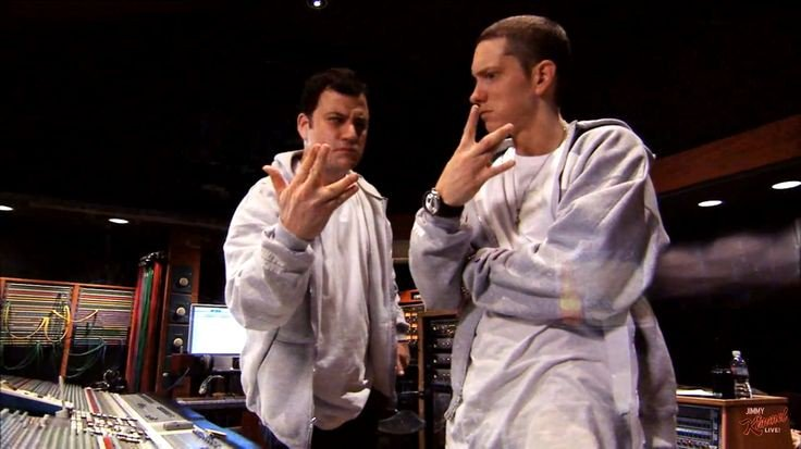 Excited for @Eminem&#39;s performance on Jimmy Kimmel&#39;s show! TOMORROW  #ARIASEMINEM<br>http://pic.twitter.com/cN48vTqWD8