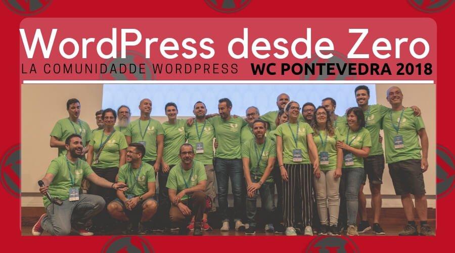 #PonteWordCamp Latest News Trends Updates Images - WPdesdeZero