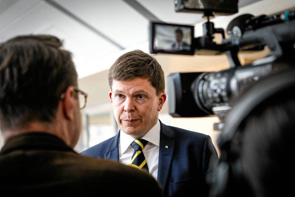 Svenska Dagbladet's photo on Borja