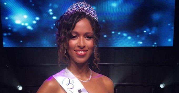 Annabelle Varane, la sœur du champion du monde, participera au concours de Miss France 💖 Elle est Miss Nord-Pas-de-Calais! Photo