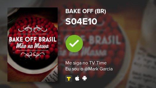 Visto: S04E10 - Repescagem de Bake Off (BR)! #bakeoffbrasil #tvtime Foto