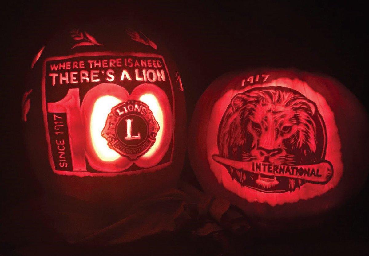 test Twitter Media - A Lions designer pumpkins auction raises $2,000 for the Lions Children's Eye Clinic at the University of Minnesota 🎃  - https://t.co/HtpJHwPi7v https://t.co/8hztsM17eO