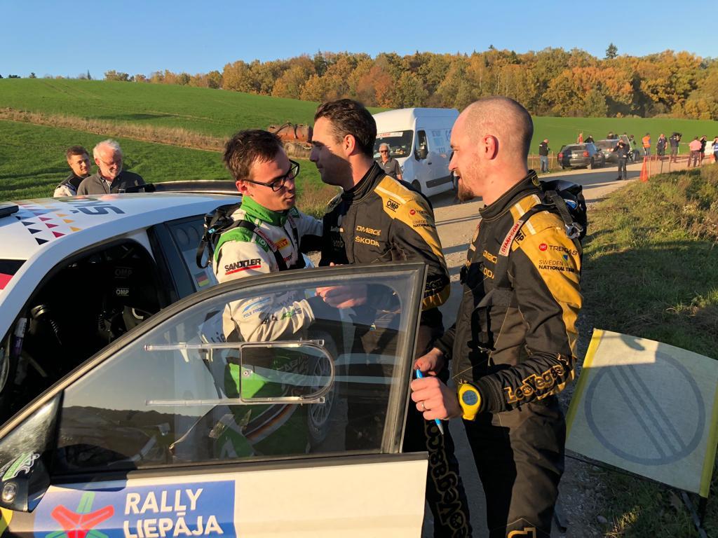 ERC: 6º Rally Liepaja [12-14 Octubre] DpeXVpsXUAAoImk