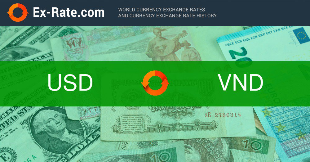 Usd In Vnd Exrate 23345 50 Https