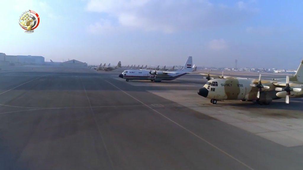 مصر تطلب ست طائرات عسكرية من طراز (ايرباص سي 295) منذ 54 دقيقة - صفحة 5 DpecwLOXUAEtUNc