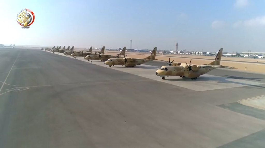 مصر تطلب ست طائرات عسكرية من طراز (ايرباص سي 295) منذ 54 دقيقة - صفحة 5 DpecwMKXoAAKU4r