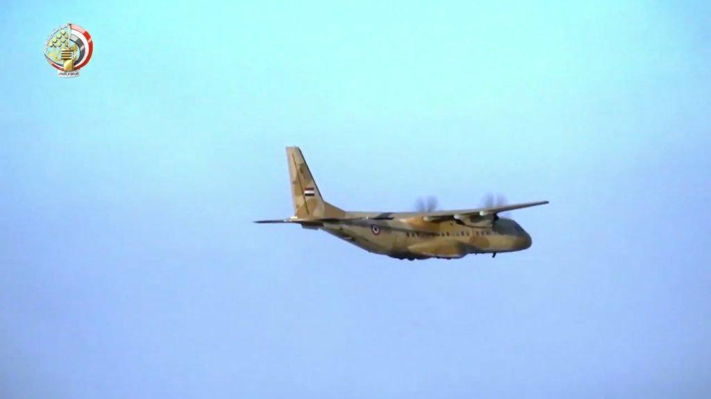 مصر تطلب ست طائرات عسكرية من طراز (ايرباص سي 295) منذ 54 دقيقة - صفحة 5 DpecwMaWkAU8QDY