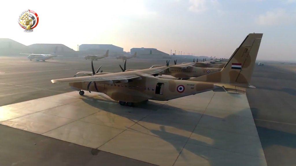مصر تطلب ست طائرات عسكرية من طراز (ايرباص سي 295) منذ 54 دقيقة - صفحة 5 DpecwNbWkAEmGxM