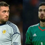 Image for the Tweet beginning: Who is Scotland's best goalkeeper?  RT