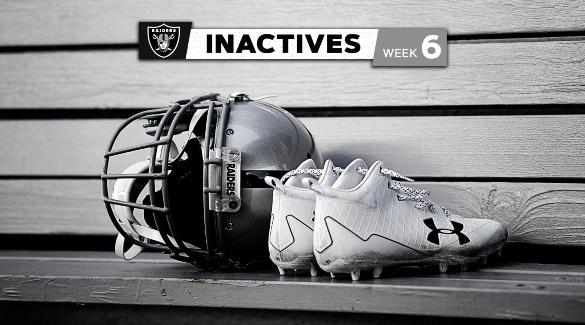 The following players are inactive for #SEAvsOAK: https://t.co/Mo9bOk2lGA https://t.co/iduEUPYykE