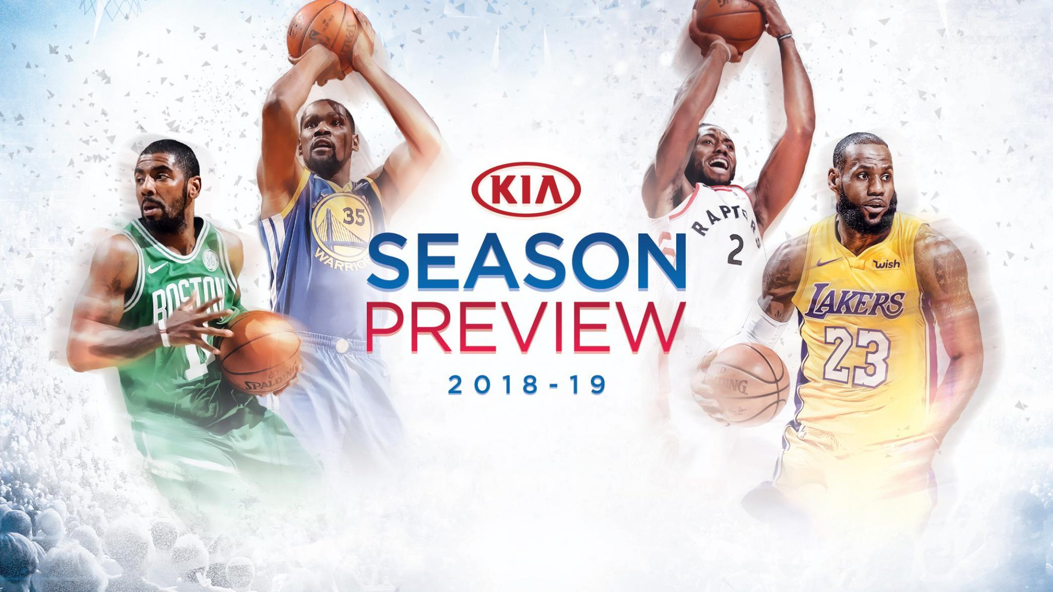 2018-19 Kia Season Preview: Team-by-team previews on https://t.co/Pqxh2EPubW! https://t.co/mHvcarHvCQ https://t.co/l7vMJ2EUQ0