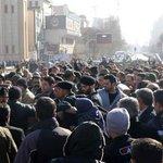 #IranProtests Twitter Photo