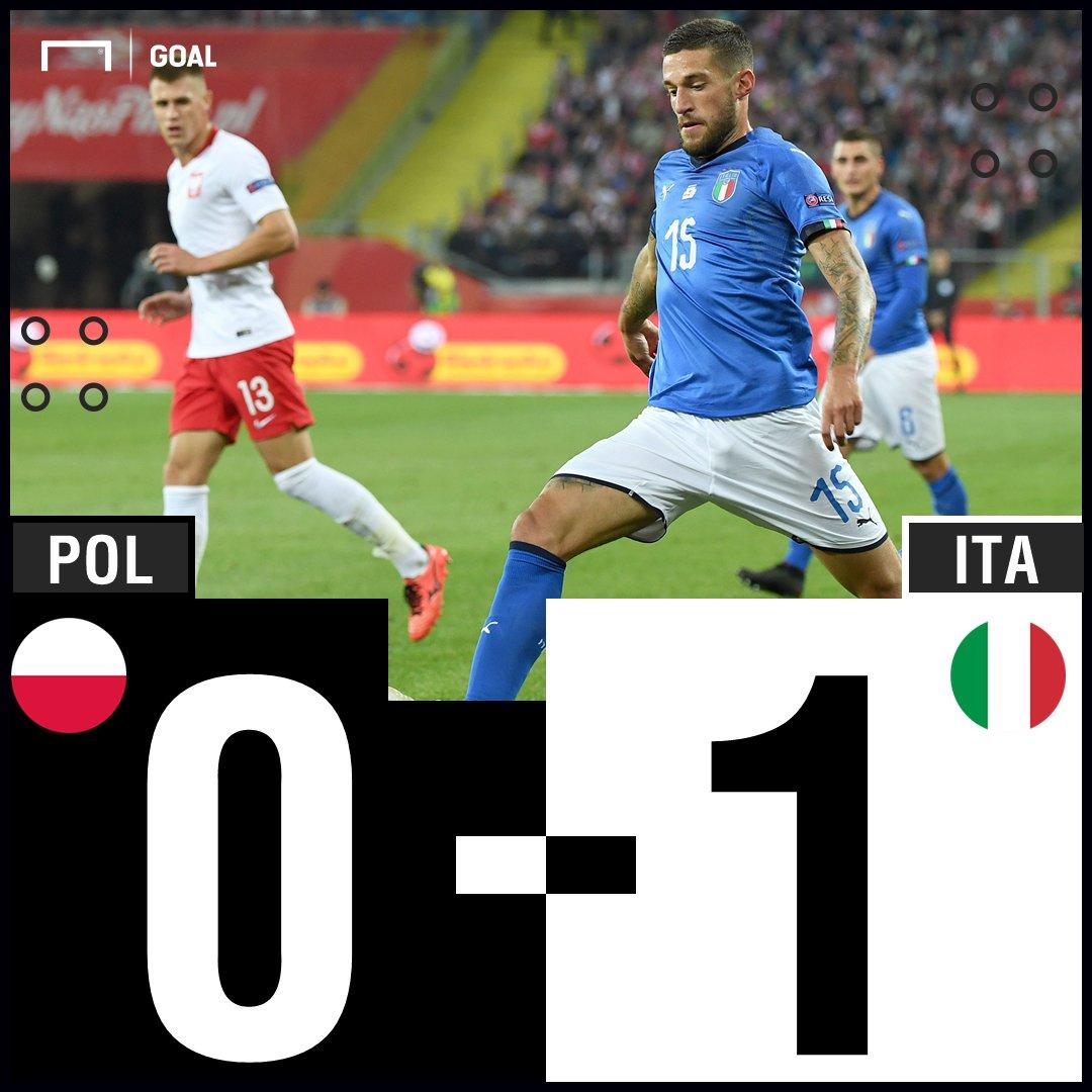 Biraghi Putus Tren Negatif Italia  https://t.co/w0l009OJPe https://t.co/UOFTPLfzea
