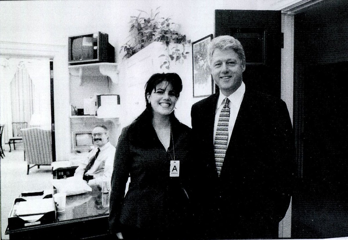 Hillary Clinton Says Her Husband's Affair with Monica Lewinsky Wasn't an 'Abuse of Power'