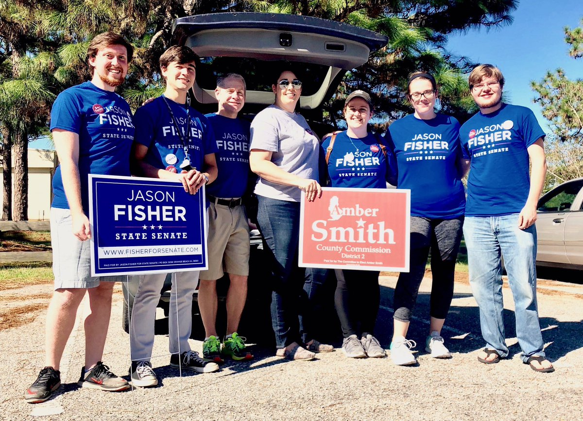 Fisher4Senate photo