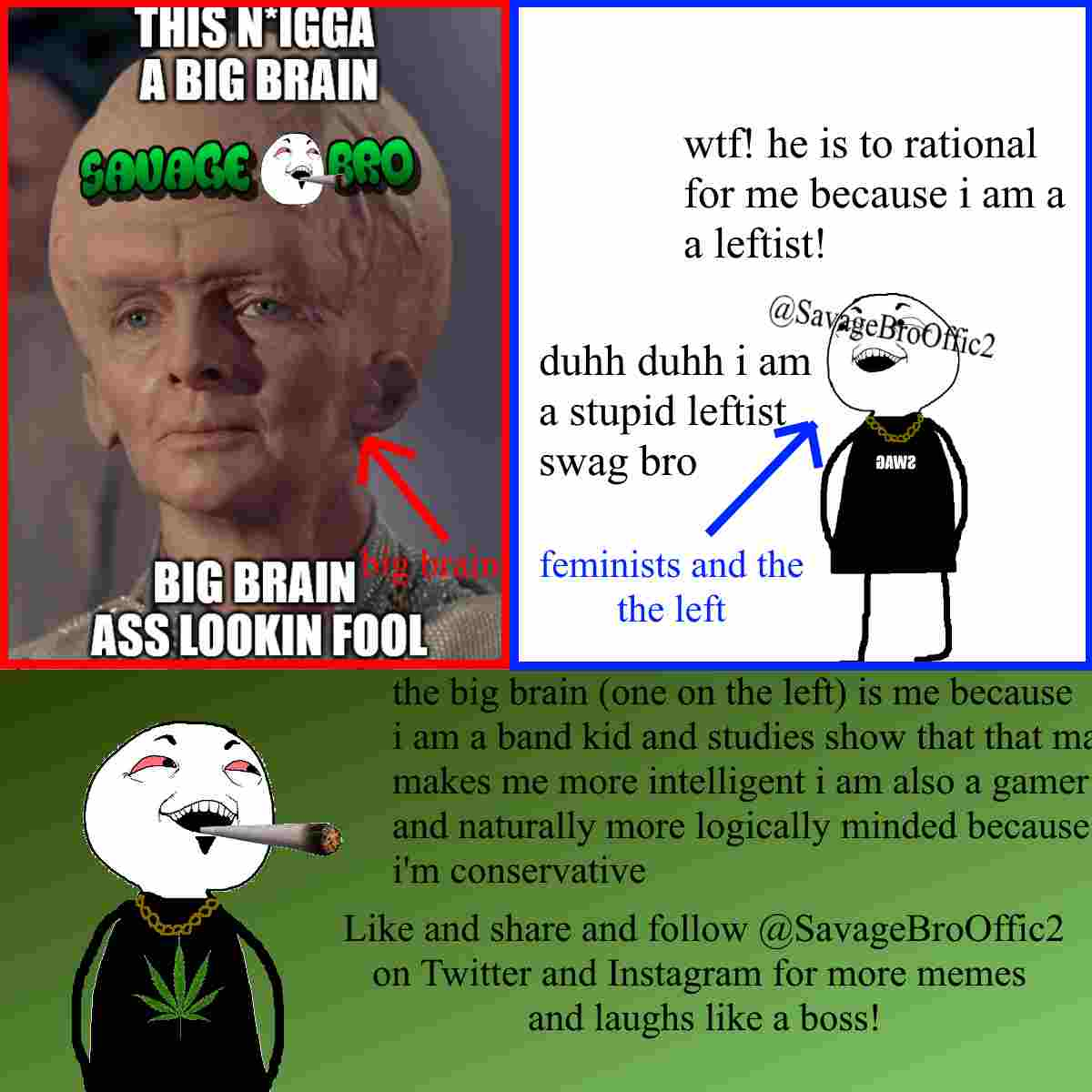 Likeaboss High Highmemes Weed Weedmemes Bruh Marchingband Band Bandkids Bandmemes Conservative Gaming Gamingmemespic Twitter Com Houobjfeq