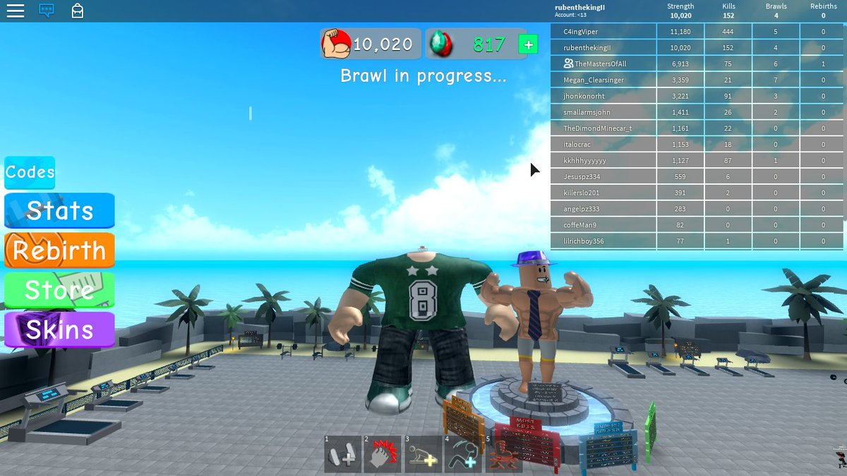 Avectusrblx Codes Weight Lifting Simulator 3 Roblox Free - avectusrblx all codes