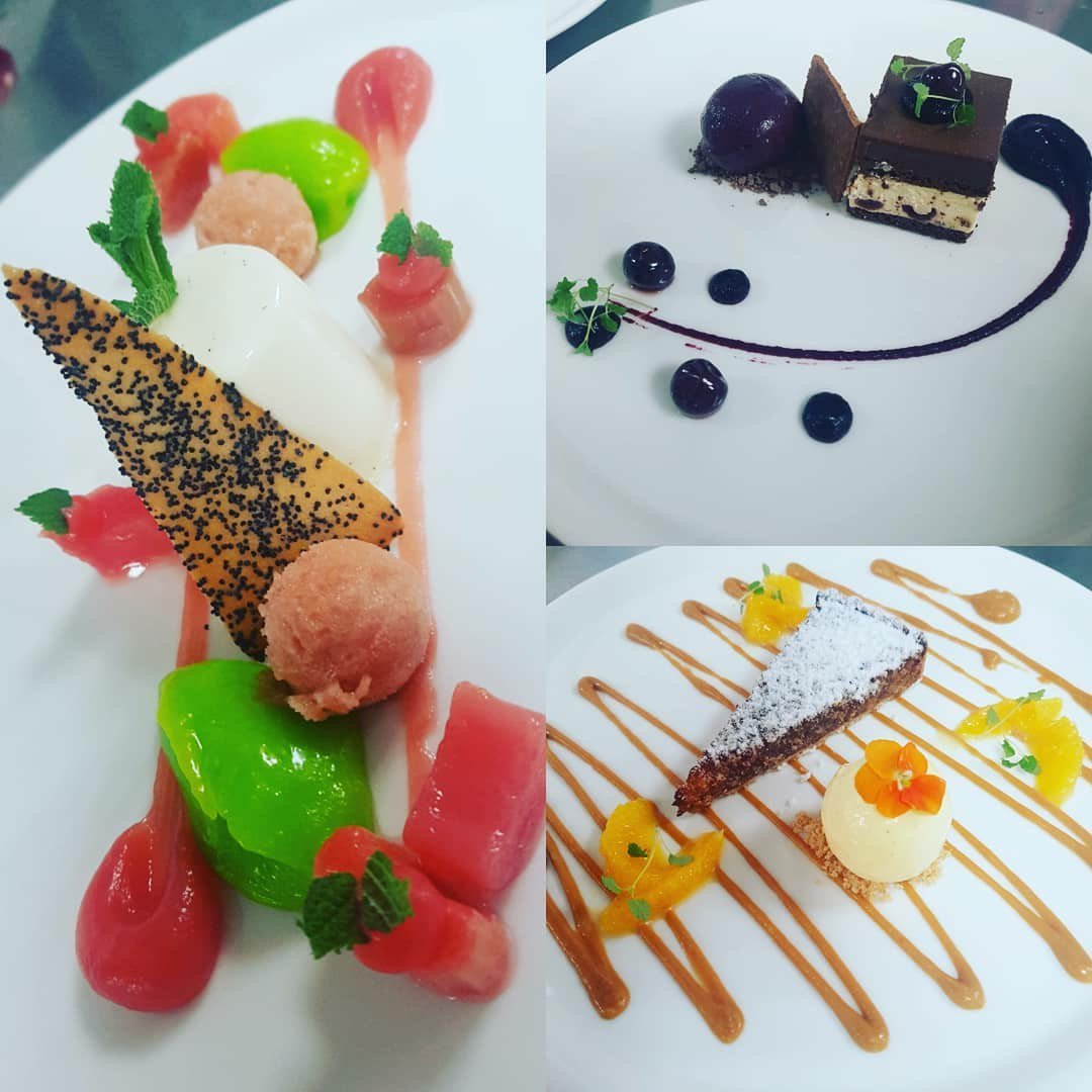 Happy dessert day! Who think dessert is the best course? #dessertday #foodie #sweettooth https://t.co/iCwCmiQpAQ