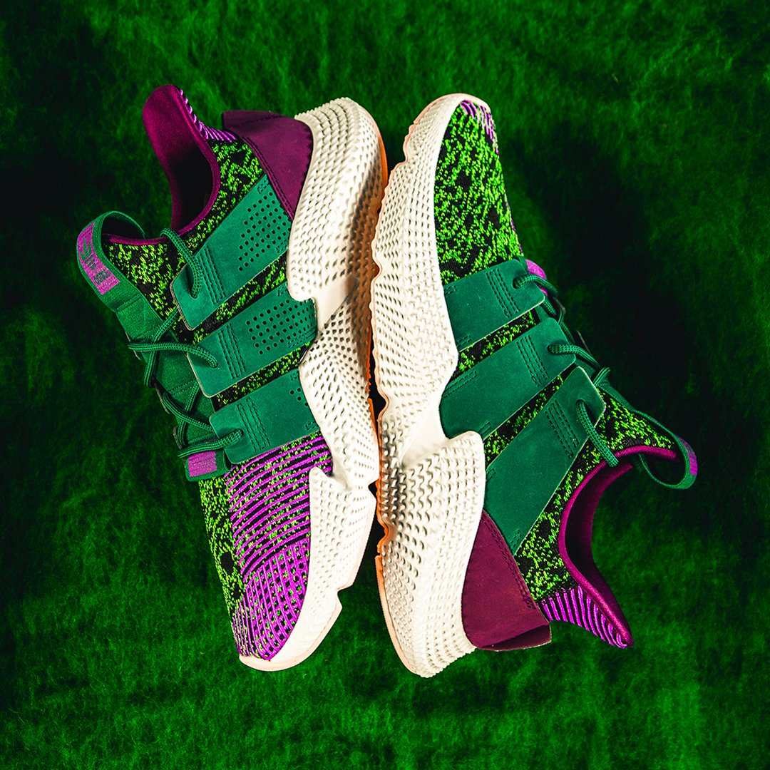 686b963d7 ... the Dragon Ball Z x adidas partnership continues with the release of  the