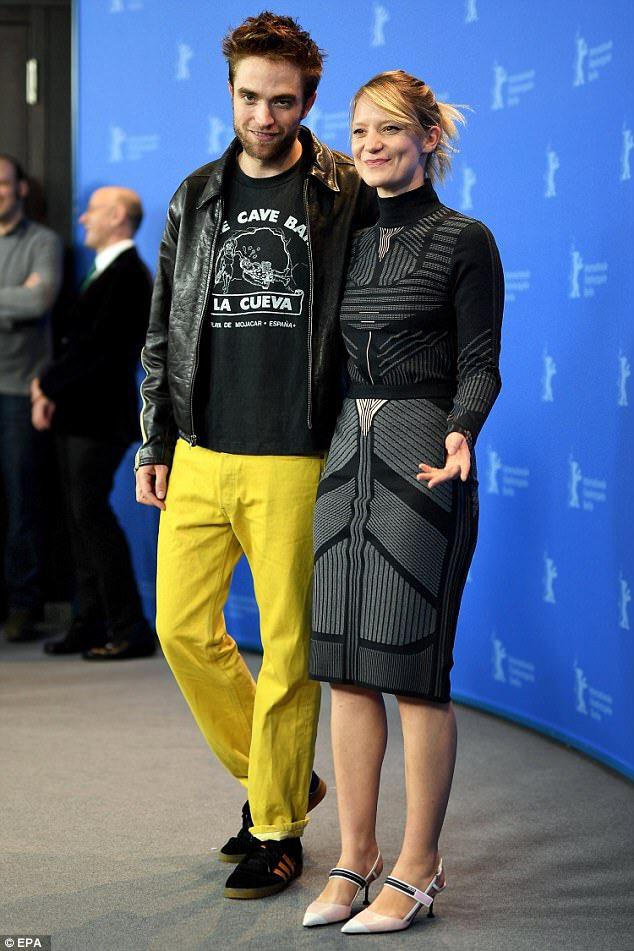 Happy birthday Mia Wasikowska.
