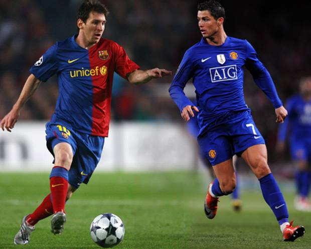 Messi scored more goals in one year (91 goals in 2012) than Ronaldo in his entire Premier League carrer (84 goals in 7 years). <br>http://pic.twitter.com/GgPxz8R8N0