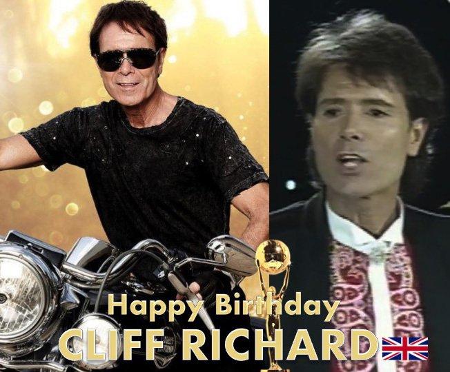 Happy Birthday to World Music Awards Legend Sir #CliffRichard! @SirCliffNews ❤️🇬🇧🎶🎸🎤🎂🎉🎁🎈😍🌟🎇  https://t.co/3927MFh3mV