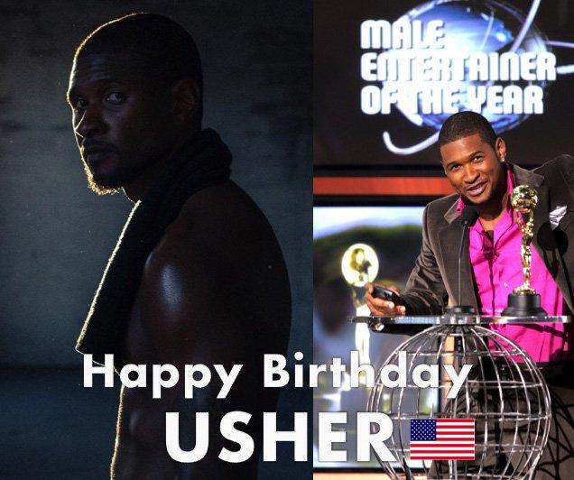 Happy 40th Birthday to the amazing #Usher, World Music Awards Multiple Winner! @Usher  ❤️🇺🇸🎶🎤🎂🎉🎁🎈😍🌟🎇  https://t.co/5v9xgBbqw5