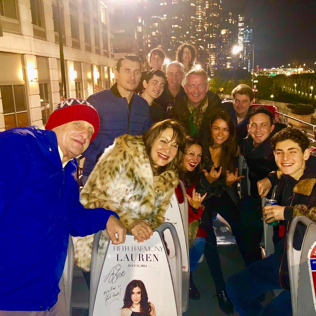 Christmas Harmony Cast.The Bat The Cat On Twitter Part Of The Gotham Cast And