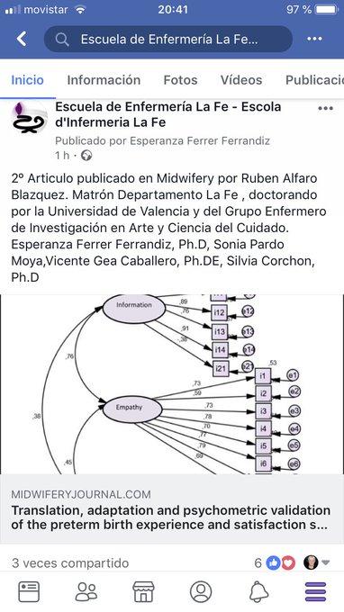 Seguimos avanzando !! Un gran equipo @GREIAC y excelentes doctorandos Rubén Alfaro y Ana Cris Cabellos Foto