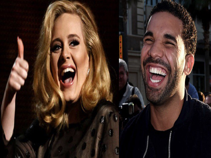 #Drake says he 'Would Have Been Shook' had he known #Adele was at his concert on Friday at the Staples Centre in LA!👨🎤👩🎤🤩 https://t.co/hkvwBvGe9p