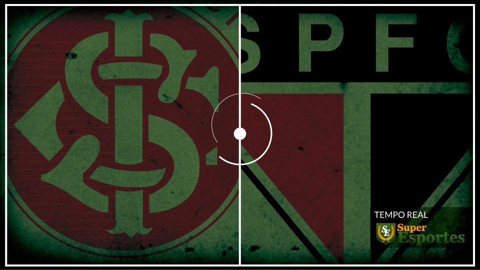 AO VIVO: Acompanhe o lance a lance de #Internacional x #SãoPaulo pela Série A do Brasileirão https://t.co/3KgLly85mH