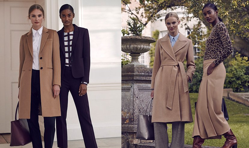 Sharp tailoring is a key theme of @HobbsVIP's chic new autumn winter collection. You can save on the new season by entering our  cod#exclusivee, 'HFM18' at the checkout. Shop here: https://t.co/q8yHrCfhdh