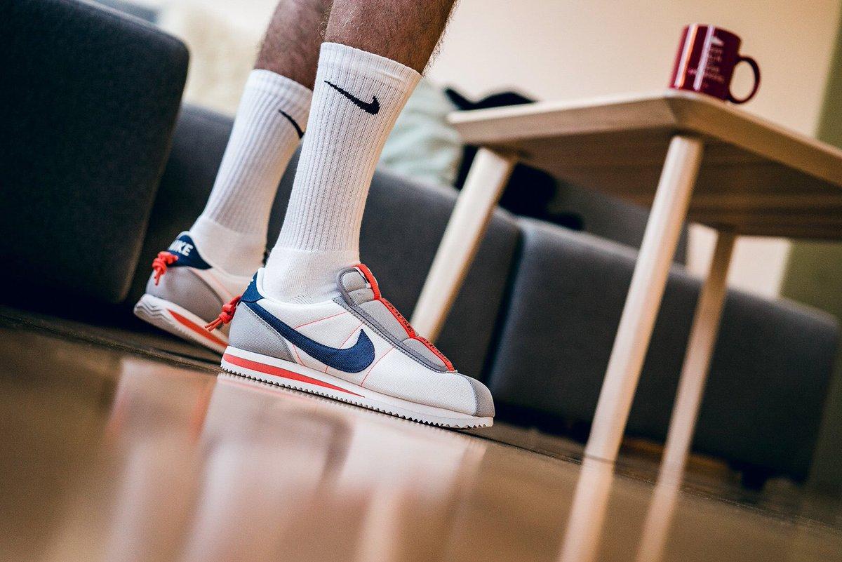 9bddb88efcb081 House Shoes. Who grabbed  kendricklamar s Cortez Kenny IV  📸     43einhalbpic.twitter.com ts2nqd2Oqx