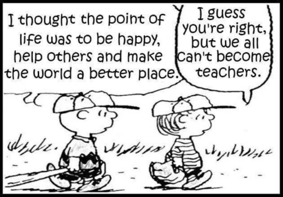 Remember what a difference you make! #teacherwellbeing #mentalhealth #teacherslife